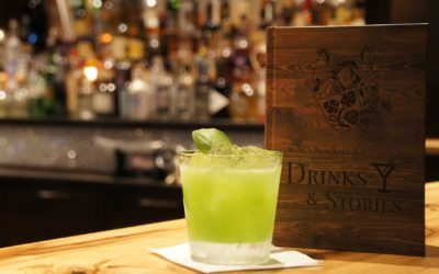Portrait eines Drinks – Der Gin Basil Smash