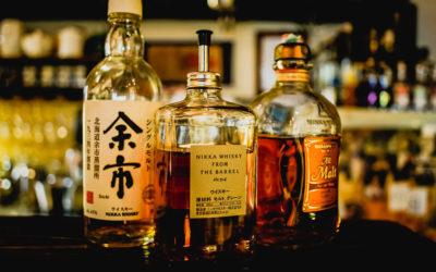 Das Geheimnis japanischer Whiskys